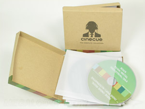 CD and DVD Manufacturing with disc packaging that is stunning in quality and design.